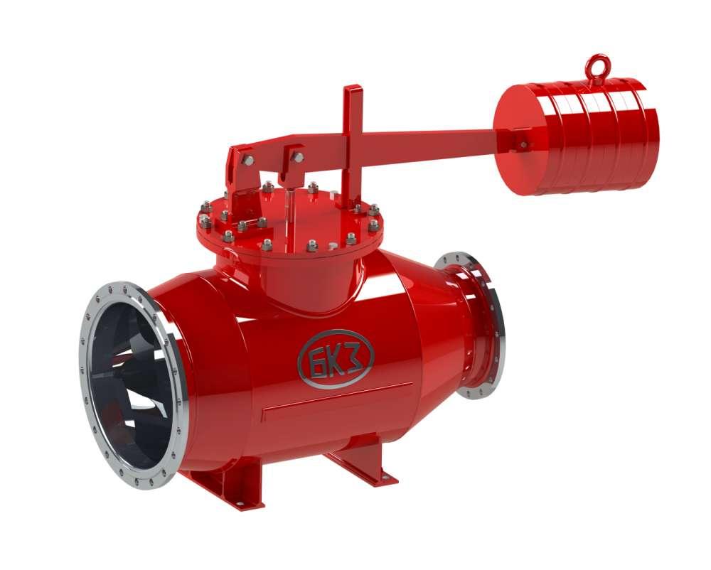 Клапан предохранительный 788-400/600-0-01